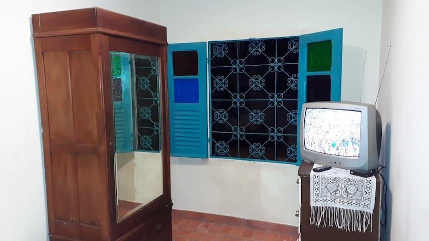 Vila Benvenuta - Suíte casal em Cajueiro - room 05