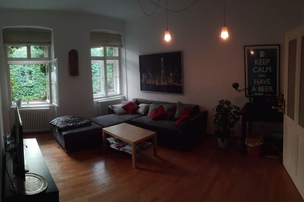 Big spacious Living Room