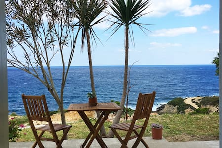 Peaceful Seaside Studio & Private Swimming Area 1