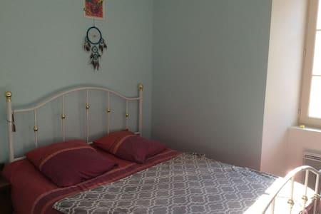 chambre en coeur de ville - Millau