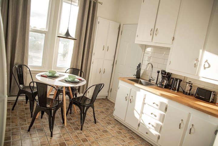 L'Appartement Nomade au Centre-Ville (Downtown)