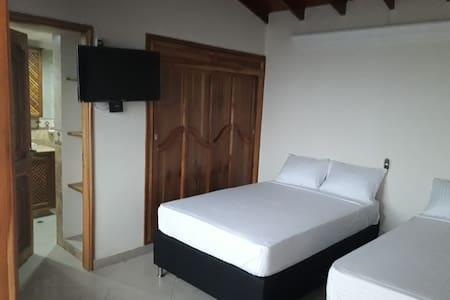 Casa hotel AMC te hará sentir como en casa!