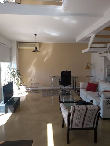 Wonderful Loft in BA next to the bosques of nuñez