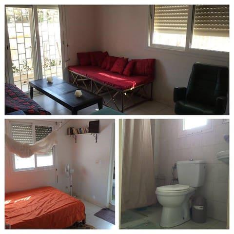 Chambre privée avec salle de bain à Dakar - Dakar - Lägenhet