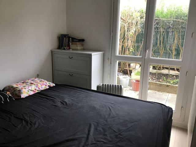 Appartement F3 confort proche disneyland