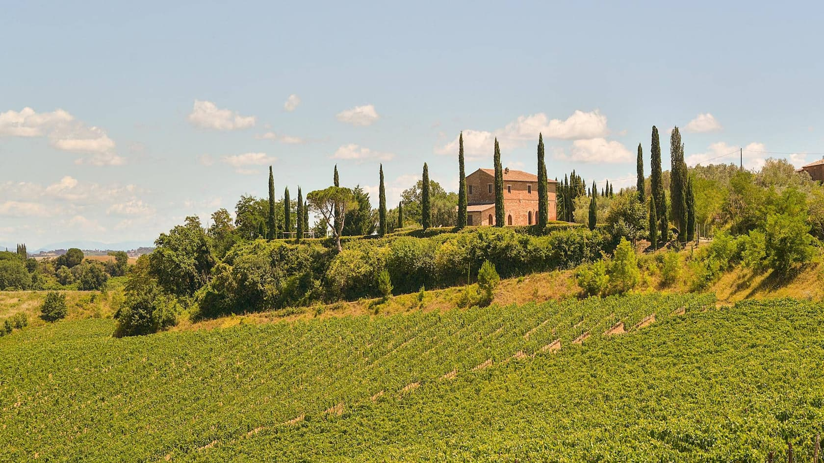 Luxury rentals in Toscane
