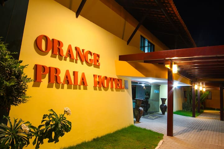 Orange Praia Hotel - Ilha de Itamaracá - Flat