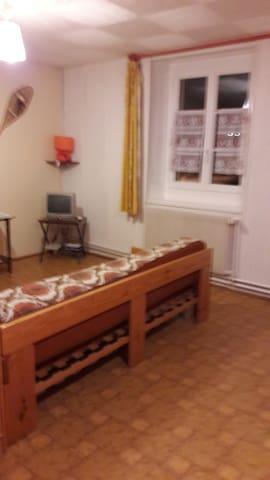 appartement 5 personnes au cœur du village