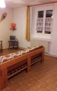 appartement 5 personnes au cœur du village - Prémanon