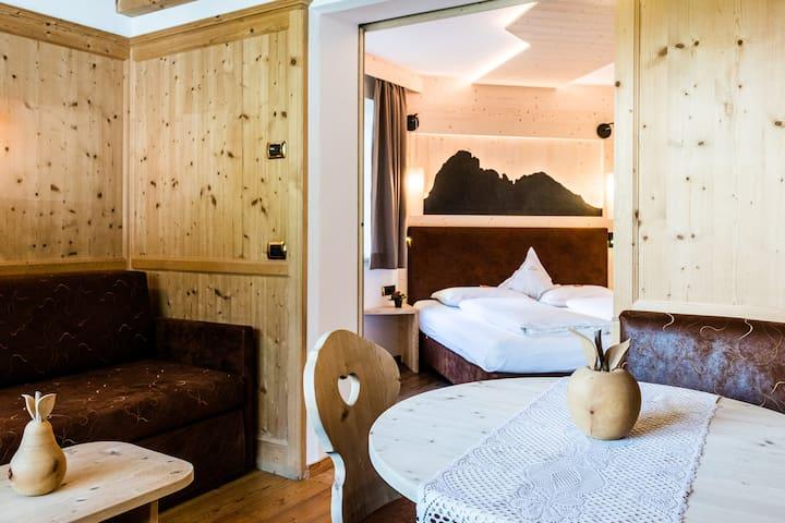 Saslong Suite a Selva di Valgardena