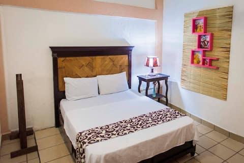 303 · Habitación cómoda y céntrica