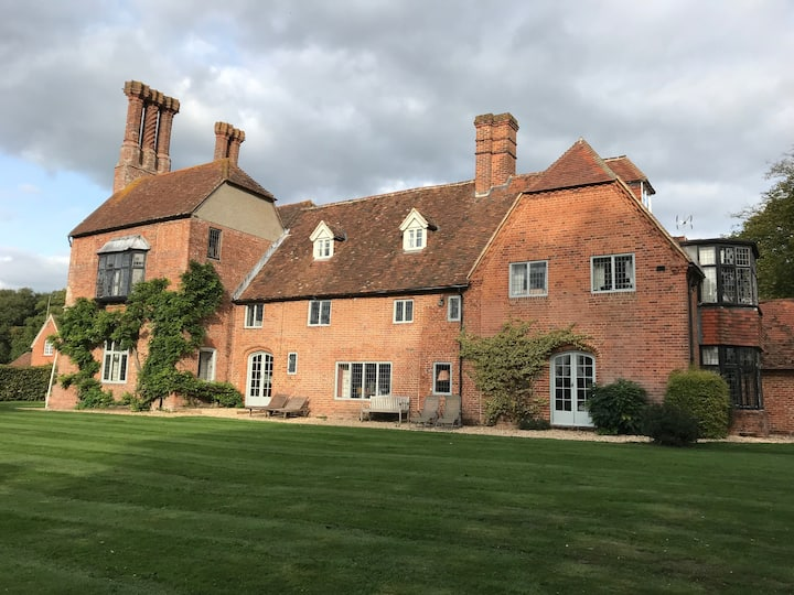 Borough Court, one of the oldest houses in Hants!