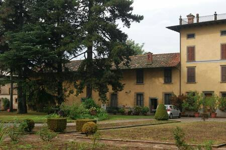 Wonderfull Villa in the Countryside - Palosco - Villa