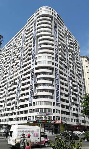Maxim Apartment in Batumi