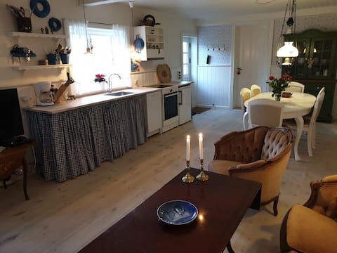 Søndergaard & Kiil's Unique Holiday Home