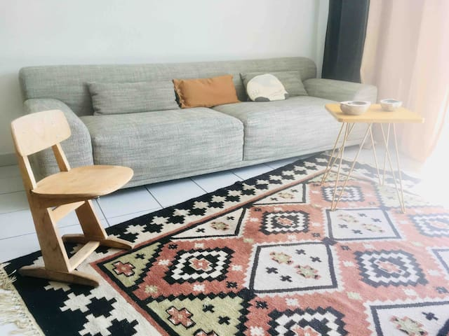 Chambre 1 pers / joli appartement / fille only