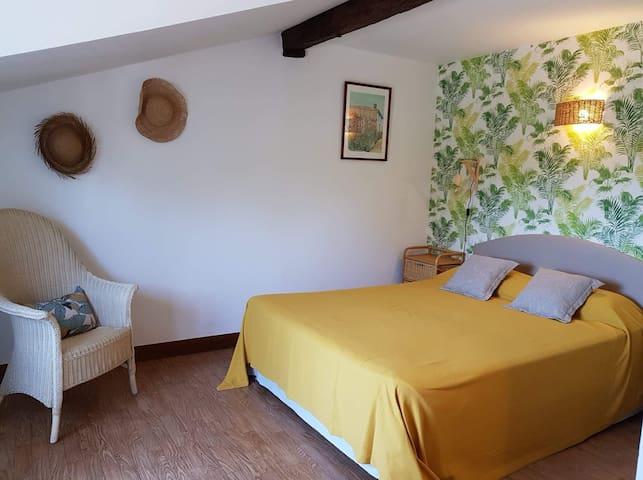 Chambres Aguerria-HENDAYE 2/3 personnes à Hendaye