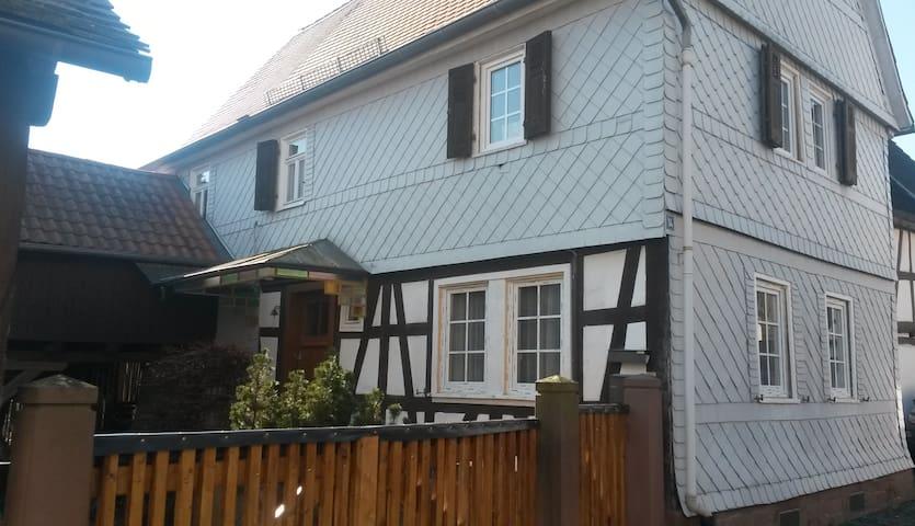 Haus Rosi - Büdingen
