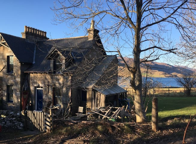 Farm Cottage - Lochbroom - Casa