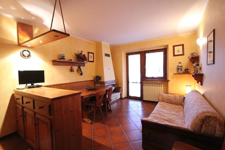 Appartamento Belvedere a Pragelato - Pragelato - อพาร์ทเมนท์