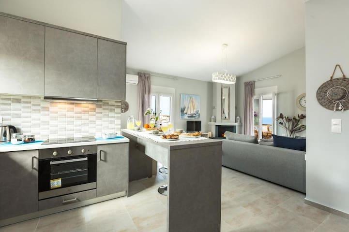 Kasapa -Superior Maisonette 2 Bedrooms & Sea View