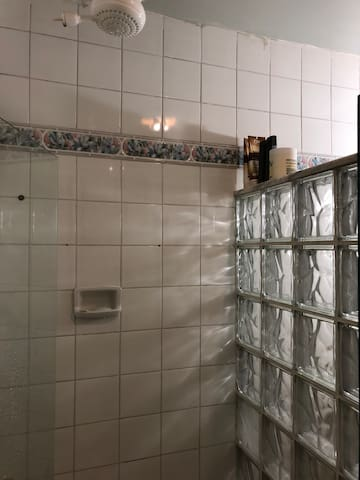 Entrada do banheiro