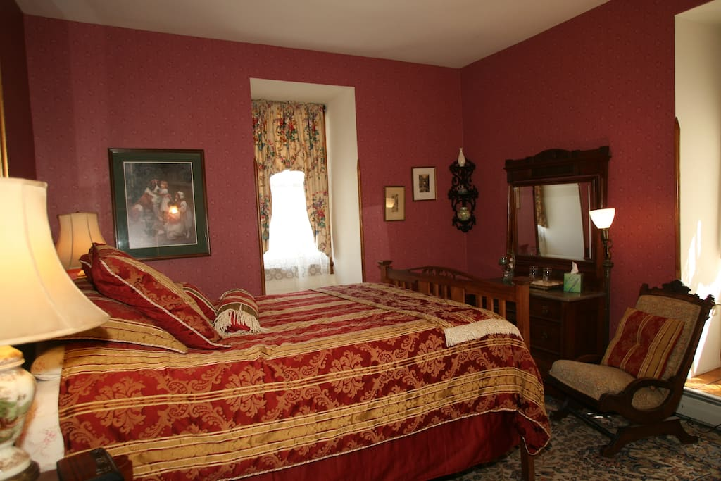 Quarto de Teresa (queen bed/private bath)