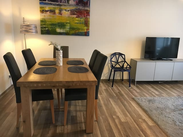 Apartment MODERN with Parking space - City center