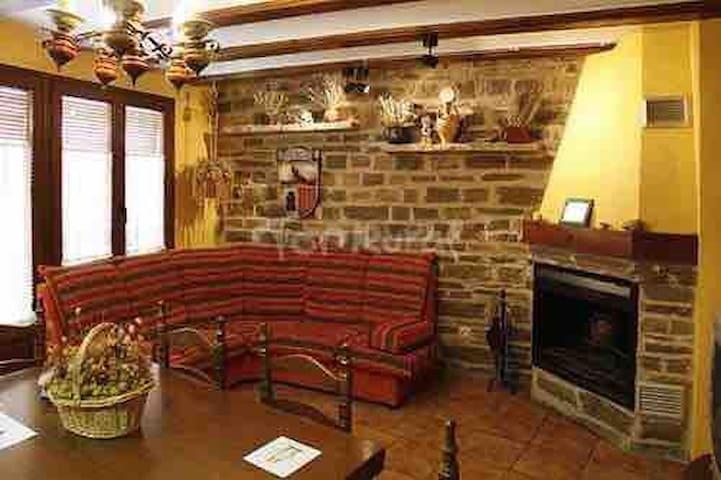 """Casa rural 6 plazas con """"Q"""" de Calidad Turística"""