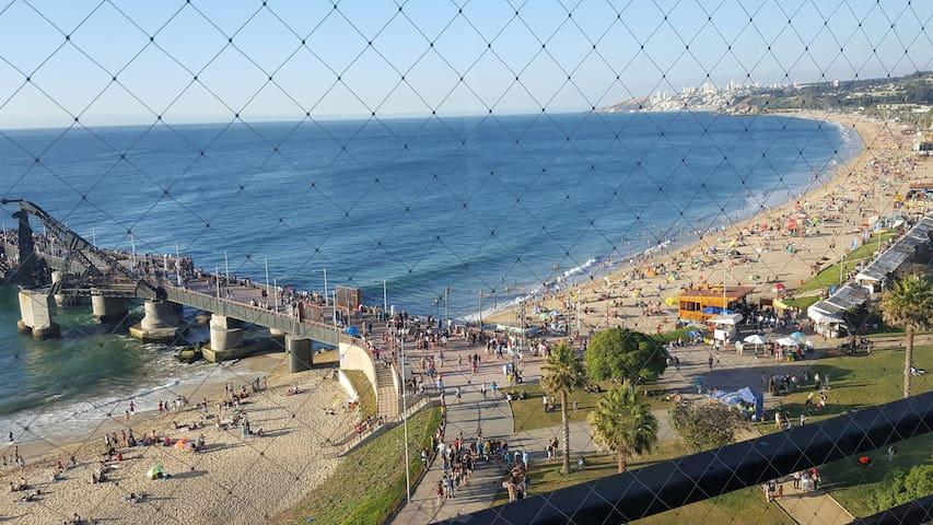 Playa Acapulco - WiFi - Frente al mar