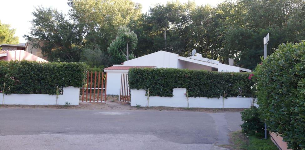 Casa con giardino a 600 m dalla spiaggia Geremeas