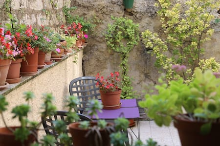 Apartement for 2 with courtyard - Pézenas