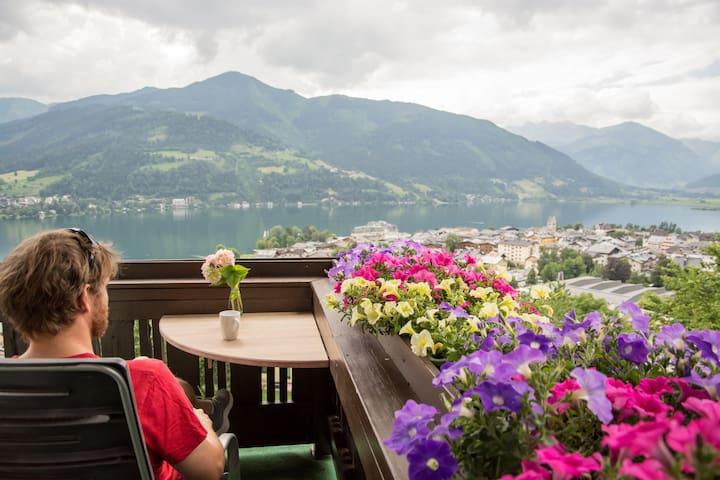 Appartement Hohe Tauern mit privatem Balkon