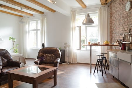Good Vibe Studio in Old Town - Bratislava - Apartment