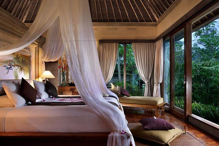 Bedroom - Deluxe Pool Villa