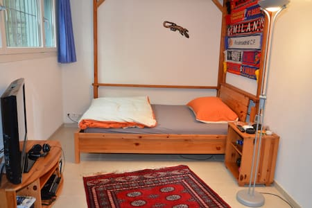 Einzelzimmer Nähe ISB (1426) - Reinach