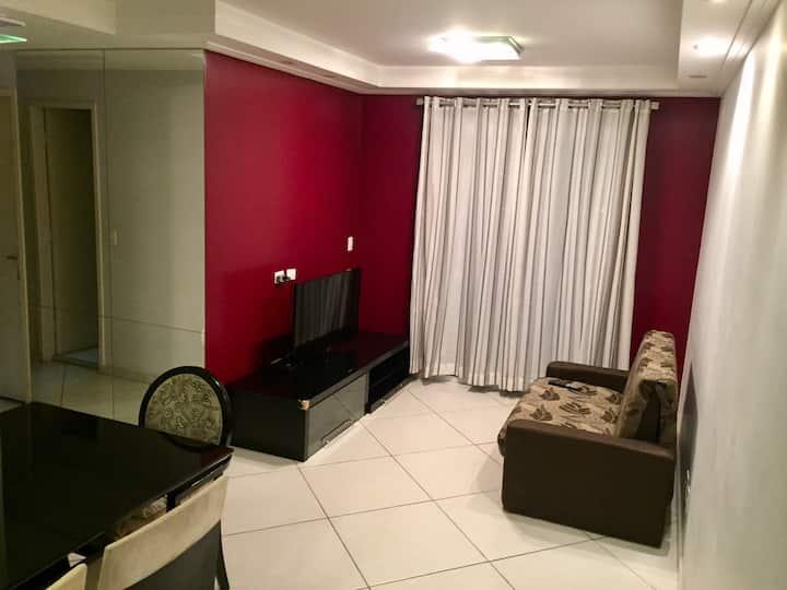 Apartamento Lindo na ZN de SP.  Fácil acesso