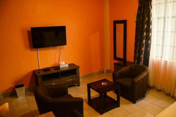 Mordern and Inviting Apartment - Nairobi - Apartament