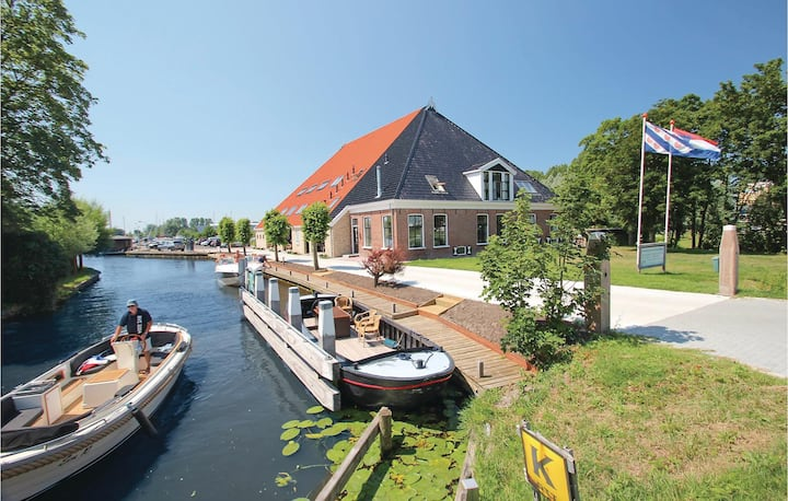 Holiday apartment with 1 bedroom on 70m² in Sneek
