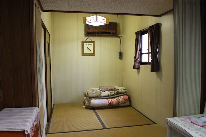 Private room in Kita Ward Okayama - 岡山市 - Casa