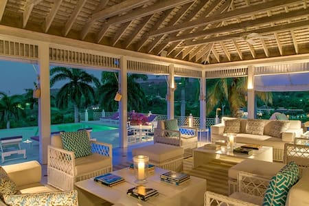 Bumper's Nest at Tryall Club | 6 BR - Montego Bay