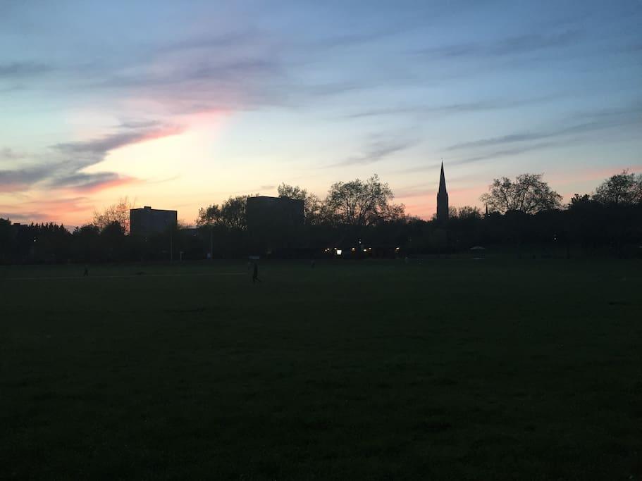 Paddington park nearby