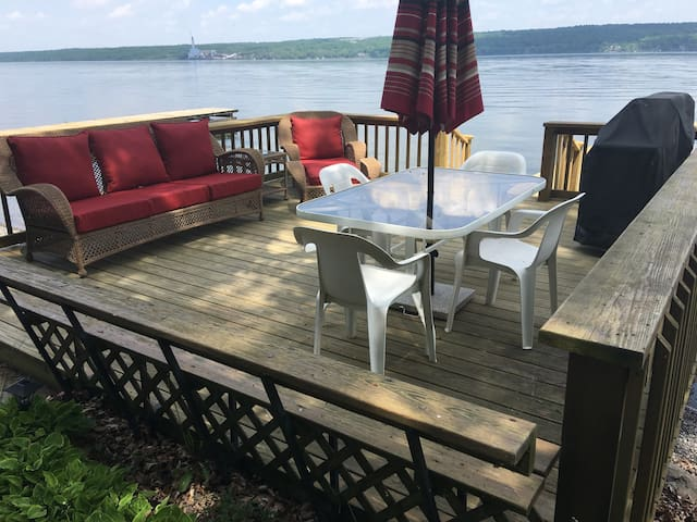 Cayuga Lake at Your Doorstep - Trumansburg - Hytte