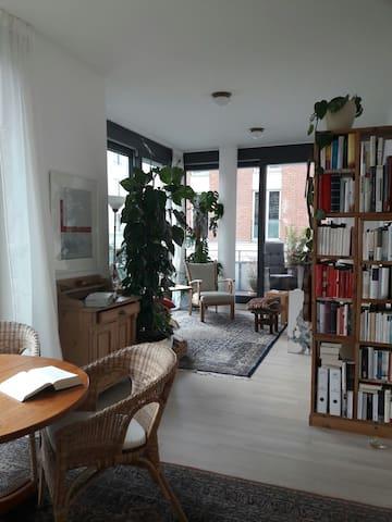 Gemütliche helle Neubauwohnung