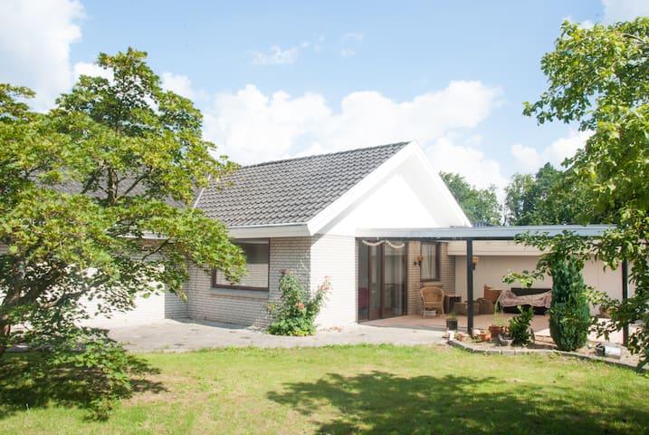 Beautiful room in spacious Danish-style villa