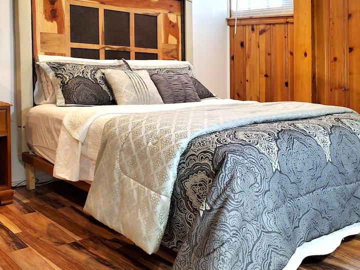 ▷ ˱Large Room, Charming Urban Cottage