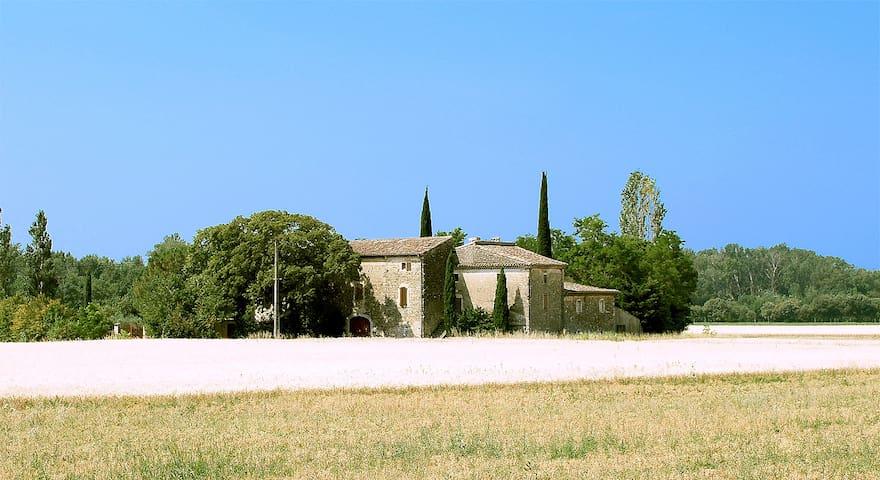 Le Mas Du Tilleul – Maison provençale 70m2