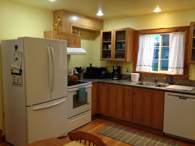 The Lincoln Cottage  — January Special $90/night!