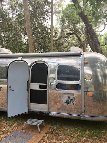 "Classic Airstream ""Luminaire"" - Palm Coast - Camper/Roulotte"