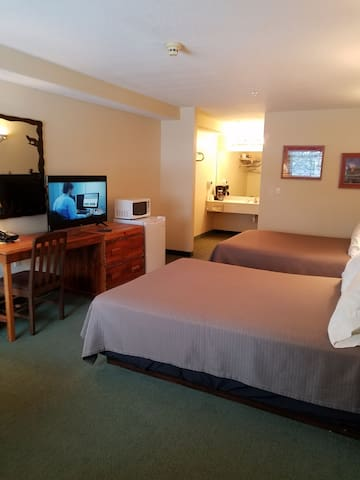 Shanty Creek Hotel Rooms